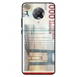 1000 Danish Kroner Note Cover For Xiaomi Poco F2 Pro