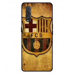 Durable FC Barcelona Cover For Oppo Find X2
