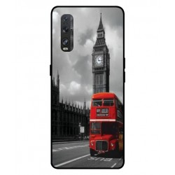 Durable London Cover For Oppo Find X2