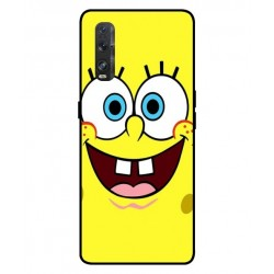 Durable SpongeBob Cover For Oppo Find X2