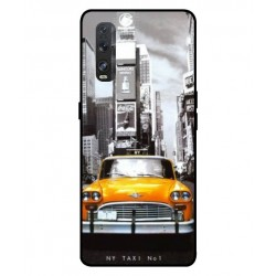 Durable New York Cover For Oppo Find X2