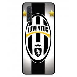 Durable Juventus Cover For Oppo Find X2