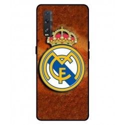 Durable Real Madrid Cover For Oppo Find X2