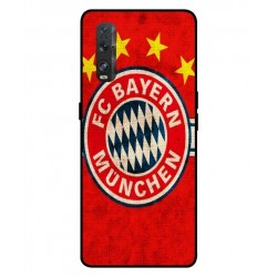 Durable Bayern De Munich Cover For Oppo Find X2