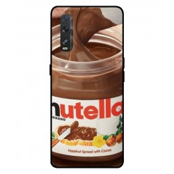 Durable Nutella Cover For Oppo Find X2