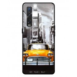 Durable New York Cover For Oppo Find X2 Pro
