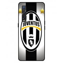 Durable Juventus Cover For Oppo Find X2 Pro
