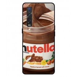 Durable Nutella Cover For Oppo Find X2 Pro