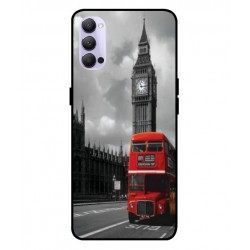 Durable London Cover For Oppo Reno 4 5G