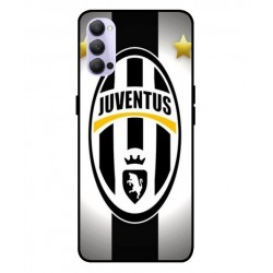 Durable Juventus Cover For Oppo Reno 4 5G