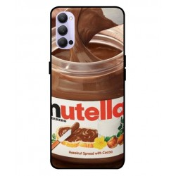 Durable Nutella Cover For Oppo Reno 4 5G
