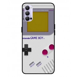 Durable GameBoy Cover For Oppo Reno 4 5G