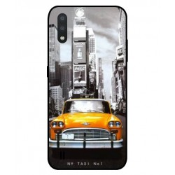 Durable New York Cover For Samsung Galaxy M01
