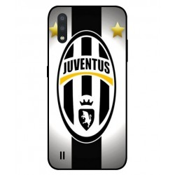 Durable Juventus Cover For Samsung Galaxy M01