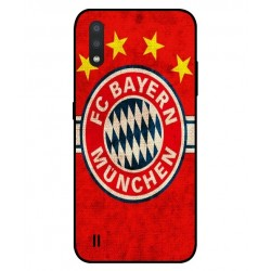 Durable Bayern De Munich Cover For Samsung Galaxy M01