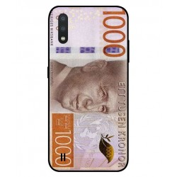 Durable 1000Kr Sweden Note Cover For Samsung Galaxy M01