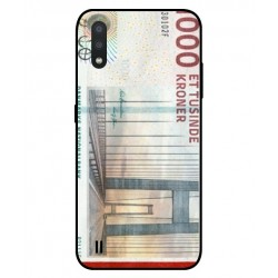 1000 Danish Kroner Note Cover For Samsung Galaxy M01