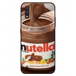 Durable Nutella Cover For Samsung Galaxy M01