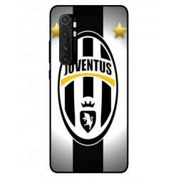 Durable Juventus Cover For Xiaomi Mi Note 10 Lite