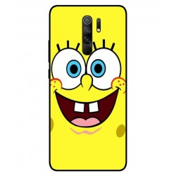 Durable SpongeBob Cover For Xiaomi Redmi 9
