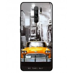 Durable New York Cover For Xiaomi Redmi 9