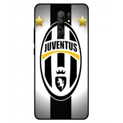 Durable Juventus Cover For Xiaomi Redmi 9