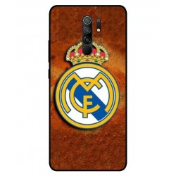 Durable Real Madrid Cover For Xiaomi Redmi 9