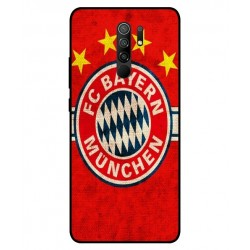 Durable Bayern De Munich Cover For Xiaomi Redmi 9