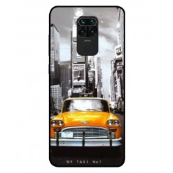 Durable New York Cover For Xiaomi Redmi 10X 4G