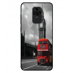 Durable London Cover For Xiaomi Redmi 10X 4G