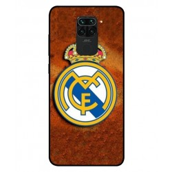 Durable Real Madrid Cover For Xiaomi Redmi 10X 4G