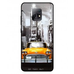 Durable New York Cover For Xiaomi Redmi 10X 5G