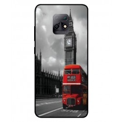 Durable London Cover For Xiaomi Redmi 10X 5G