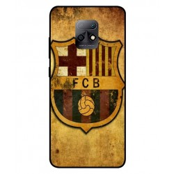 Durable FC Barcelona Cover For Xiaomi Redmi 10X 5G