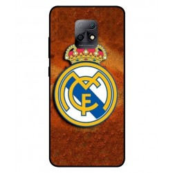 Durable Real Madrid Cover For Xiaomi Redmi 10X 5G
