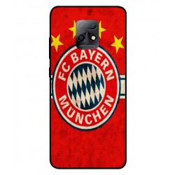 Durable Bayern De Munich Cover For Xiaomi Redmi 10X 5G