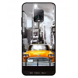 Durable New York Cover For Xiaomi Redmi 10X Pro 5G