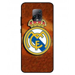 Durable Real Madrid Cover For Xiaomi Redmi 10X Pro 5G