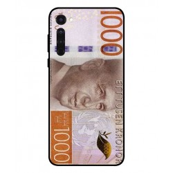 Durable 1000Kr Sweden Note Cover For Motorola Moto G Pro