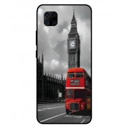 Durable London Cover For ZTE Axon 11 4G