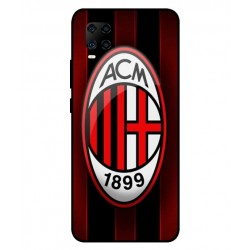 Durable AC Milan Cover For ZTE Axon 11 4G