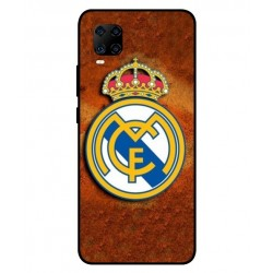 Durable Real Madrid Cover For ZTE Axon 11 4G
