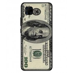Durable 100 Dollar Note Cover For ZTE Axon 11 4G