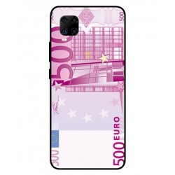 Durable 500 Euro Note Cover For ZTE Axon 11 4G