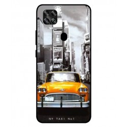 Durable New York Cover For ZTE Axon 11 SE 5G