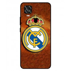 Durable Real Madrid Cover For ZTE Axon 11 SE 5G