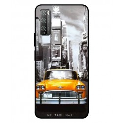 Durable New York Cover For Huawei Enjoy 20 Pro