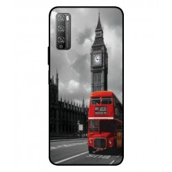 Durable London Cover For Huawei Enjoy 20 Pro