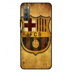 Durable FC Barcelona Cover For Huawei Enjoy 20 Pro