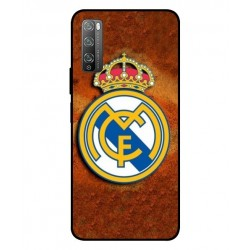 Durable Real Madrid Cover For Huawei Enjoy 20 Pro